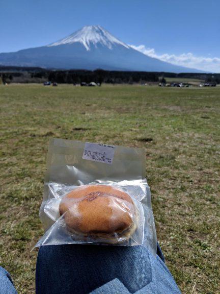富士山どら焼き