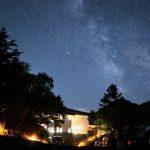 志賀高原 石の湯ロッジでホタル鑑賞。ついでに横手山へ