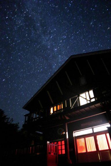 みちくさ食堂と星空