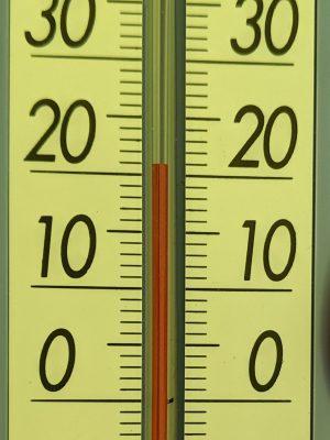 気温21度