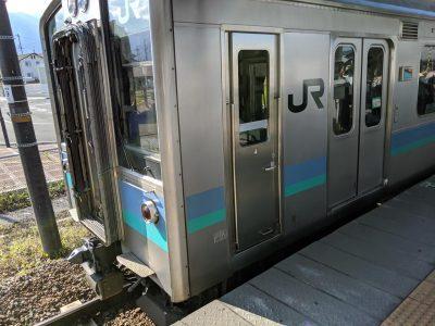 普通列車 松本行き
