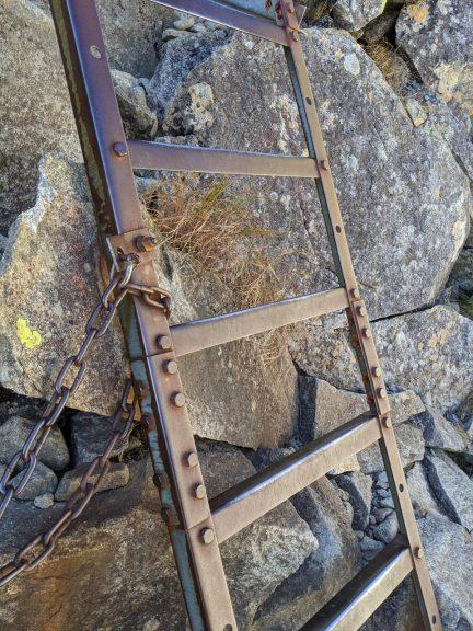 ザイテングラートのはしご