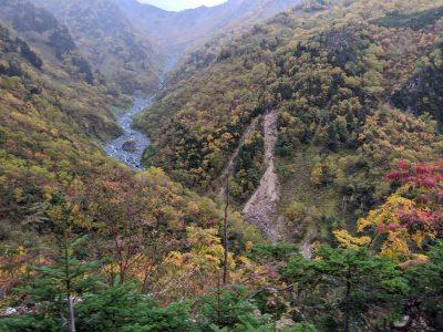 涸沢→本谷橋