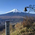 360度パノラマ! 杓子山から富士山を眺める(不動湯入口~杓子山~高座山~忍野八海)