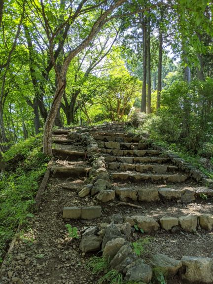 東雲山荘~日の出山