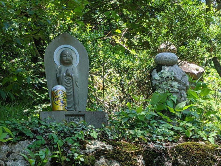 金比羅公園内の像
