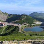 最も楽な3000m、乗鞍岳でリハビリ登山(乗鞍白雲荘泊)