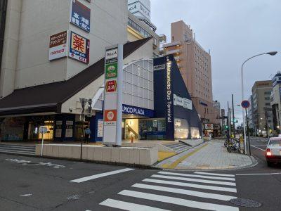アルピコプラザ(松本バスターミナル)