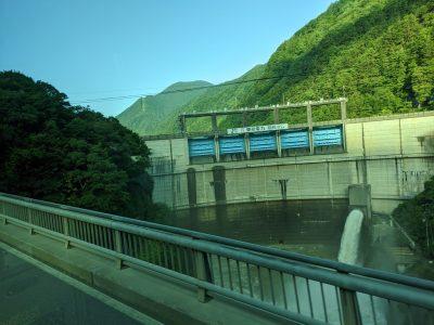 稲核(いねこき)ダム