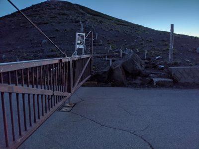 県境ゲート