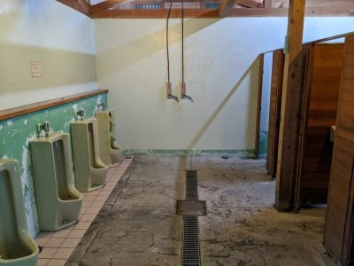 猿倉トイレ