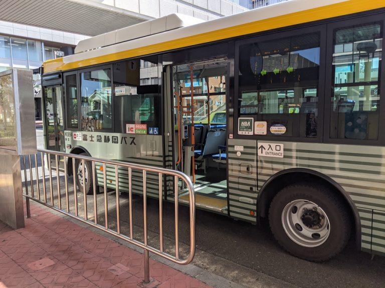 富士宮駅 バス乗り場