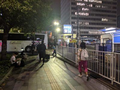 東京駅鍛冶橋駐車場 入口