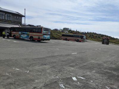 八幡平頂上バス停