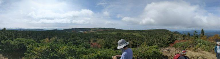 源太森からの眺め