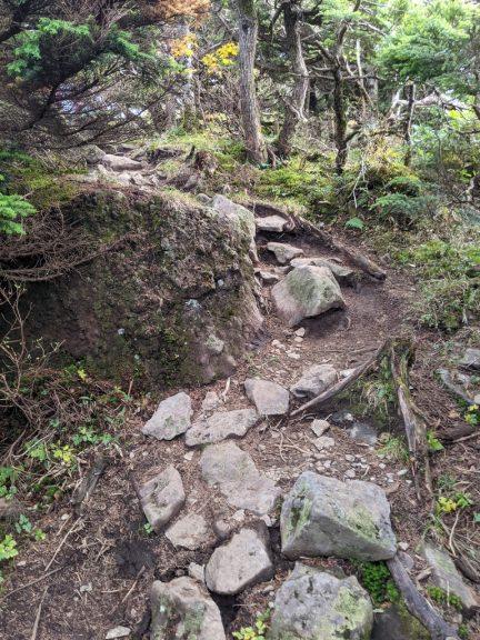 茶臼山荘~茶臼岳