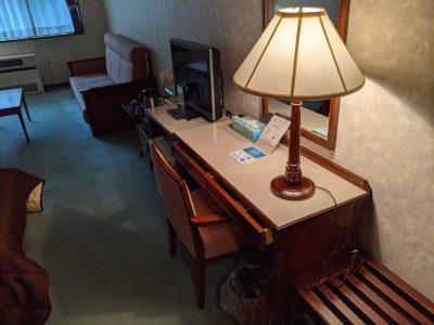 八幡平マウンテンホテル室内