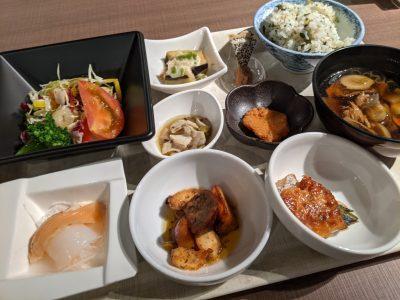 八幡平マウンテンホテル夕食