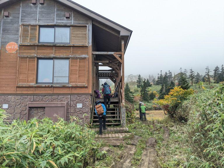 三ツ石山荘